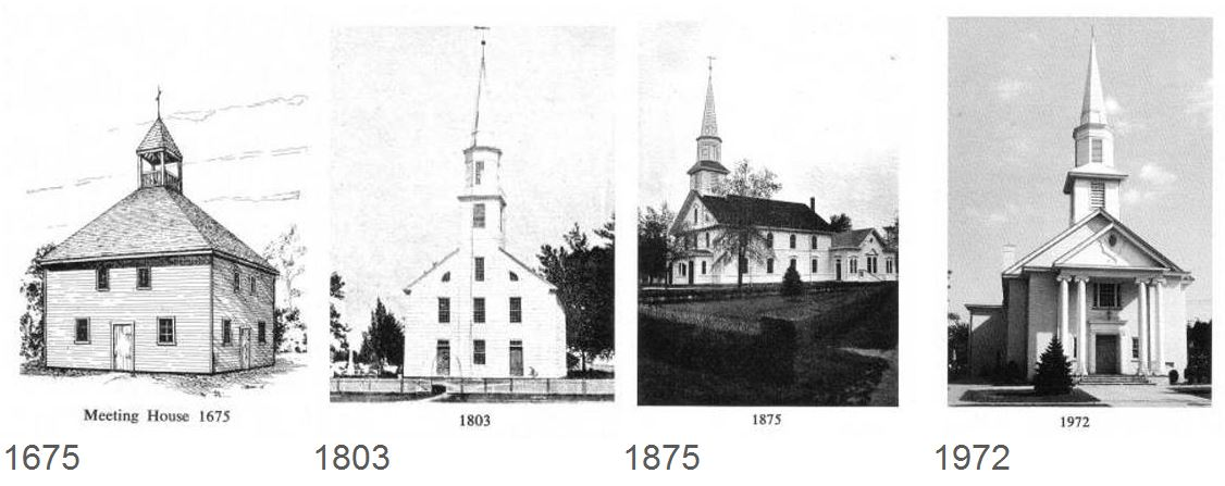 Church Buildings